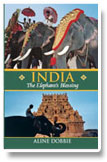 India: The Elephant's Blessing book cover