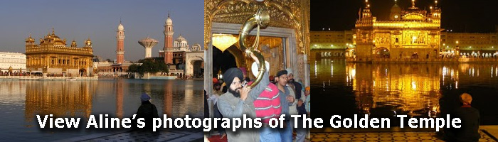view Aline's photos of The Golden Temple