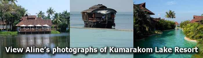 view photos of kumaralom lake resort