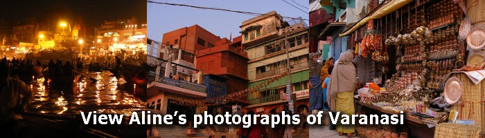 View photographs of Varanasi