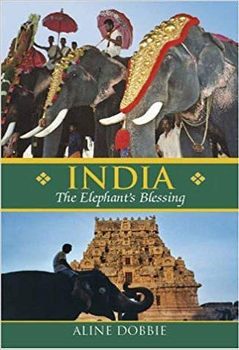 The elephants blessing book cover